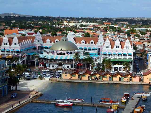 Aruba buildings