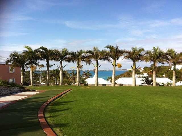Bermuda Golfcourse
