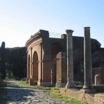 The Roman Site of Ostia Antica