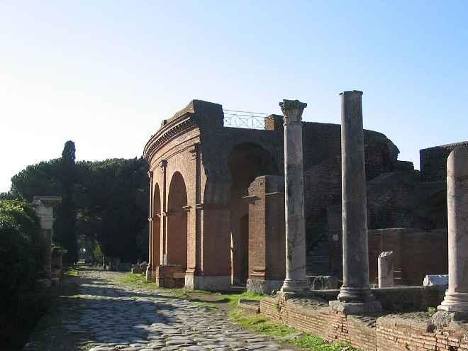 Ostia Theater