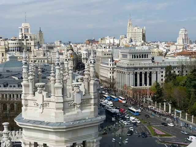 Madrid Spain travelers tips