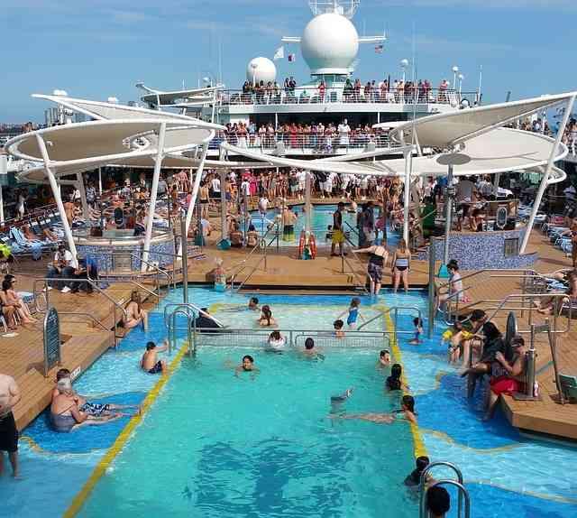 ship pool