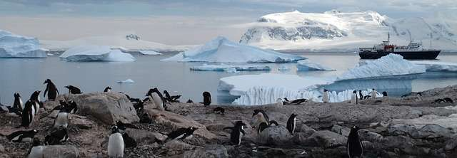 antarctica cruise destinations