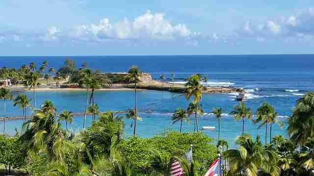 Puerto Rico Travel Destination