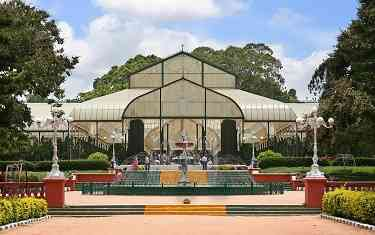 Top India Tourist Destinations The Lal Bagh