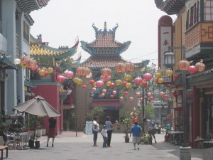 southern california attractions - Los Angeles Chinatown