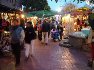 southern california attractions - Olvera Street Market