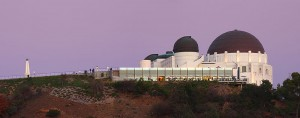 southern california attractions - Griffith Park Observatory