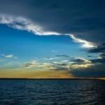 Rio Negro sunset Brazil
