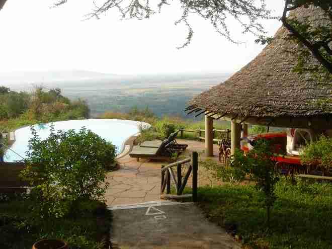 Africa Safari hotel