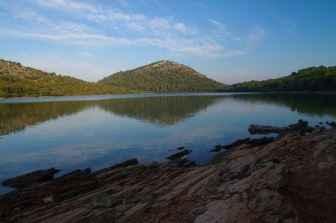 Off the Beaten Trail Dugi-Otok salt lake, Croatia_