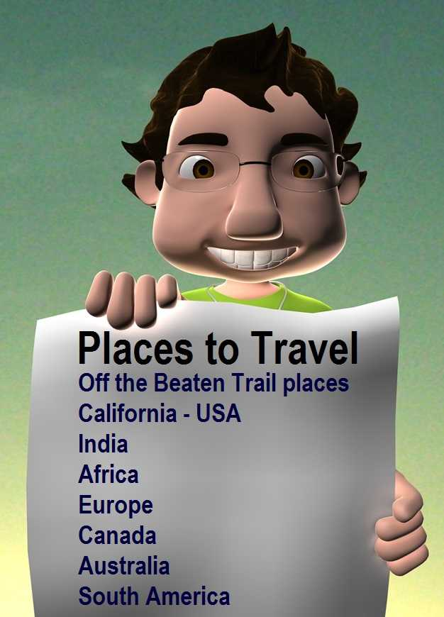 Travel Lists