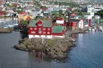 Tinganes in Faroese