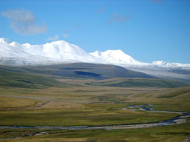 Mt. Khuiten