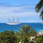 Sailing in anguilla