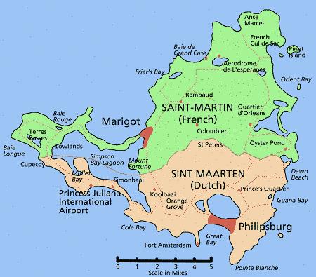 Saint Martin Sint Maarten
