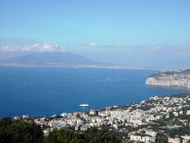 Sorrento Mt. Vesuvius