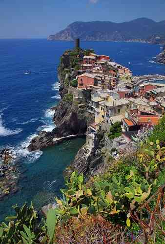 village of Vernazza