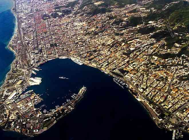 Messina harbor