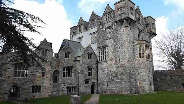 An Irish Castle