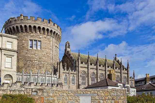 A Dublin Castle