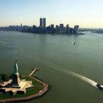 Manhattan and Statute of Liberty