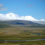 Mt. Khuiten Mongolia