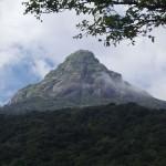 Climbing Adam Peak, Sri Lanka
